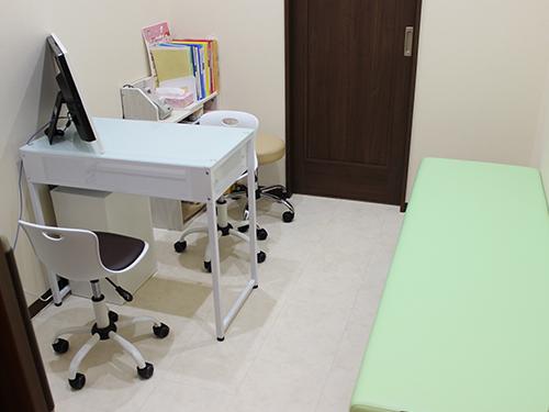 処置問診室